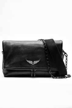 ZADIG   VOLTAIRE Rocky Bag.  zadigvoltaire  bags  shoulder bags  leather   91e067c40c73f