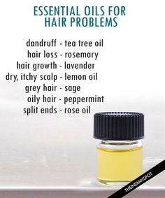 ESSENTIAL OILS FOR HEALTHY SCALP AND HAIR Hair and scalp is healthy if problems like dandruff, flakiness, grey hair and hair loss are done away with. Incorporating essential oils in your regular hair care regimen can go a long way in ensuring Natural Hair Tips, Natural Hair Styles, Natural Hair Growth, Tea Tree Oil Hair, Oil For Hair Loss, Essential Oils For Hair, Healthy Scalp, Healthy Hair Growth, Healthy Oils