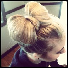 Hair Bow Fun!