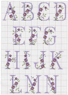 Alphabets - Thais Fiorin Gomes - Picasa Web Album