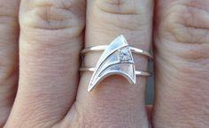 Star Trek Engagement Ring, Engage