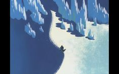 Snow location - Samurai Jack