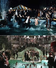 While the party continues all night long....   How To Throw The Great Gatsby Wedding Of YourDreams