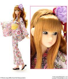 Sekiguchi Momoko Yukata Fireworks Date Fashion Doll
