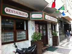La Trattoria - Copacobana. You know when you travel in a foreign country, and you have that night you just want to eat something familiar? This is it. Home cooking italian. The truffle shrimp pasta is tasty !