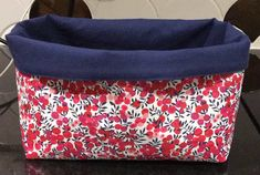 Diy And Crafts, Upcycle, Sewing Projects, Box, Simple, Knitting, Crochet, Vide Poche, Creative
