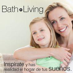 BathForLiving on Instagram: Inspírate y has realidad el #Hogar de tus sueños #Casa #House...