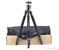 66.88$  Buy here  - Special Promotions New Camera Tripod Accessories WF-6662A SLR Tripod WITH Spherical Yuntai gift Original Package For DSLR Camera