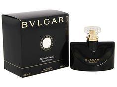 Bvlgari Jasmin Noir Eau de Toilette spray features a dark mysterious woody floral scent. The eau de toilette vaporisateur na Boutique, Perfume Bottles, Fashion, Leotards, Toilets, Eau De Toilette, Moda, Fashion Styles