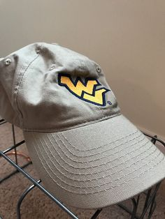 WV Mountaineers Baseball Hat    eBay