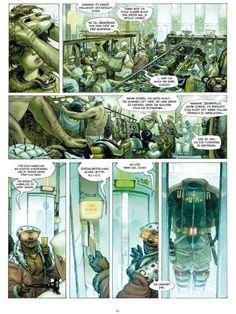 Comic Review: Urban 01: Die Spielregeln