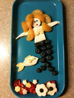 Tons of cute food photos @Christina Laskie - Emma would love this!