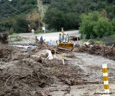 One Big Mess. Trabuco Canyon Road. December 2010. A quick way to learn how little you know is to begin sharing your thoughts on a topic with people.I've been writing about relationships in f…