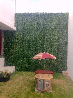 1000 images about muro verde on pinterest vertical for Jardin vertical artificial