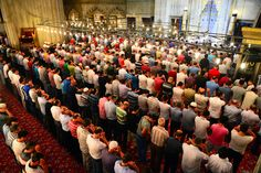 Bayram namazı kılınışı, Ramazan Bayramı bayram namazı