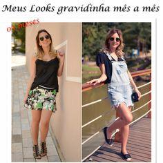 Meus Looks Grávida – Mês a Mês!    por Lili Paiva    Keep a secret       - http://modatrade.com.br/meus-looks-gr-vida-a-m-s-a-m-s