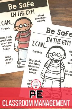 Teach your students your school's PBIS rules and expectations for the gym with these posters, student pages, real life pictures, and behavior scenarios. You have the ability to customize the posters and matching student materials to fit the rules of your school! Choose and edit the posters to best fit your school expectations and the matching student printable pages will automatically be populated to match your edited poster! Classroom Expectations, Positive Behavior, Life Pictures, Classroom Management, Real Life, Students, Printable, Posters, Gym