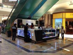 Cell Phone Store, Kiosk Design, Mobile Shop, Food Court, Retail Shop, Counter, Outdoor Decor, House Design, Interiors