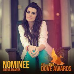 Meredith Andrews #DoveAwards Meredith Andrews, Awards, Music, Musica, Musik, Muziek, Music Activities
