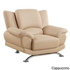 $446 U9908 Bonded Leather Chair | Overstock.com