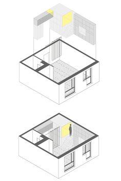 Gallery of 35m2 Flat / Studio Bazi - 10