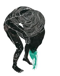 Beautiful People - Illustration by Nicola Alessandrini
