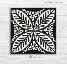 Canvas wall decor #Moroccan #Wall #Decor #ornaments #HomeDecor #Bathroomdecor #Housewarming #gift #8x8