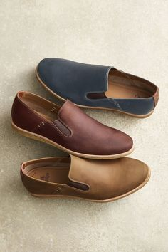 Well-Crafted Casuals: Soft oiled leather with a genuine crepe sole. Mens Business Casual Shoes, Casual Leather Shoes, Casual Sneakers, Leather Boots, Platform Wedges Shoes, Nude Shoes, Men's Shoes, Formal Shoes For Men, Mens Fashion Shoes