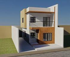 Rumah Minimalis Dengan Lahan yang Sempit 18