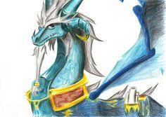 The legendary Chronicler by IcelectricSpyro.deviantart.com on @deviantART