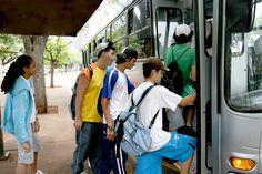 Secretaria de Educação de Natal irá arcar com as passagens dos estudantes da rede municipal.