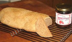 This Healthy Homemade Wheat Bread recipe is so easy and yummy, and uses ingredients you probably already have in your pantry.