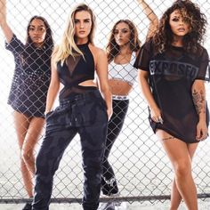 Little Mix for Fabulous Magazine ~ Nobember, 2016