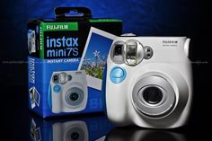 Instax Mini 7s Blue