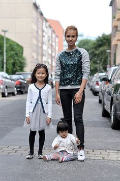 Style liegt in der Familie - Hauptstadtmutti - Stylish Berlin Mom