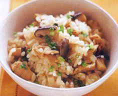 Nasi liwet jamur tahu (tanpa ayam) *Tested*