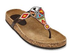 7aa0cb9597f74d Coconuts by Matisse Womens Hippie Huarache Sandal Multi 8 M US     Click on