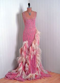 Gown  1960s  Timeless vixen Vintage
