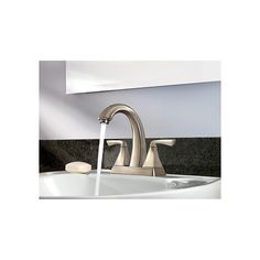 Pfister Selia Polished Chrome Handle In Centerset WaterSense - Pfister selia bathroom faucet