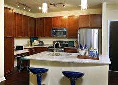 Mitte Jahrhundert Moderne Küche Backsplash