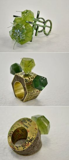 TheCarrotbox.com modern jewellery blog : obsessed with rings // feed your fingers!: January 2014