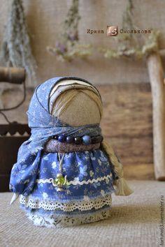 Народные куклы ручной работы. Хозяюшка. design by Irina Smol'kova. Интернет-магазин Ярмарка Мастеров. Народная кукла