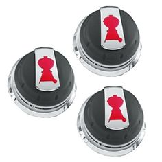 Outdoor Cooking Replacement Parts - Weber Gas Grill Genesis Series Knob Set of 3 knobs 2011 Grills 88848 *** Visit the image link more details. (This is an Amazon affiliate link)