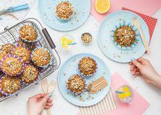 Cupcake, muffinki pełnoziarniste