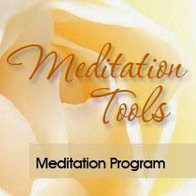 zhannadesign direction: Meditation Tools Meditation Program