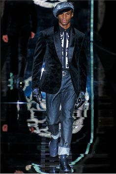 Versace menswear Fall Winter 2012-13 collection