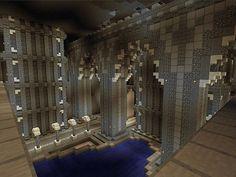 Medieval Castle and Village Minecraft castle Castles interior Minecraft