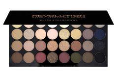 Makeup Revolution 32 Eyeshadow Palette Flawless i gruppen Smink / Ögon / Ögonskuggor hos Brallis AB (MUR32ESFLAW)