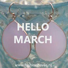 Hello March Online fashion @fashionhaves.nl