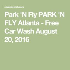 Park 'N Fly Coupon Codes, Promos & Sales Park 'N Fly coupon codes and sales, just follow this link to the website to browse their current offerings. And while you're there, sign up for their newsletter to get alerts about discounts and more, right in your inbox.